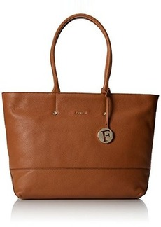 FURLA Melissa Medium East West Tote with Zip Travel Tote