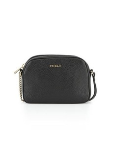 Furla Miky Mini Leather Crossbody Bag
