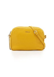 Furla Miky Small Leather Crossbody Bag