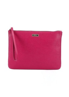 Furla mirto and gloss leather royal envelope set