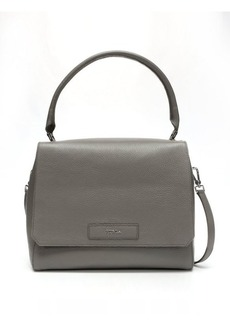 Furla mist leather 'Patty S' convertible top handle bag