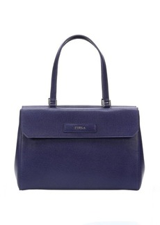 Furla notturno leather 'Patty' medium carryall