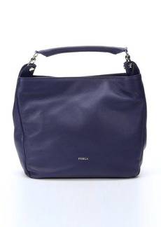 Furla notturno leather 'Raffaella' large hobo bag