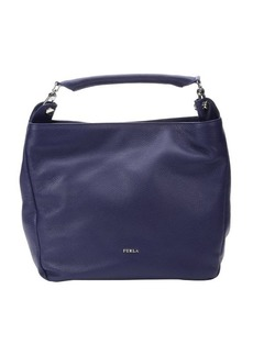 Furla notturno leather 'Raffaella' large hobo bag
