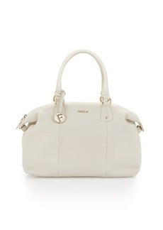 Furla Raffaella Leather Satchel Bag