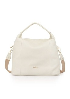 Furla Raffaella Medium Leather Hobo Bag