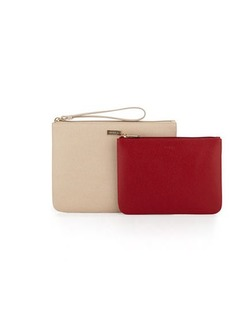 Furla Royal Wristlet/Pouch Set