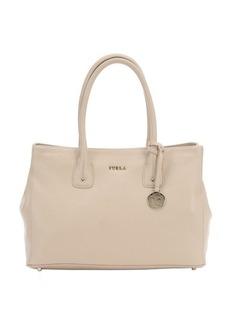 Furla sand leather medium 'Serena' tote bag