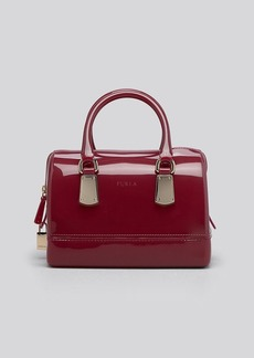 Furla Satchel - Candy Cookie Mini With Hardware