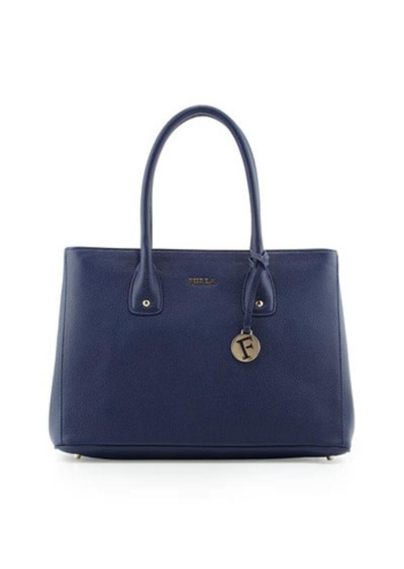 furla furla serena leather tote bag handbags shop it to me. Black Bedroom Furniture Sets. Home Design Ideas