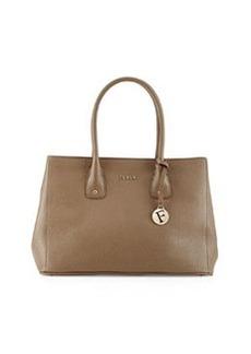 Furla Serena Leather Tote Bag, Daino