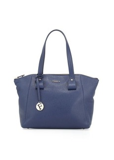 Furla Tallin Medium Leather Satchel Bag