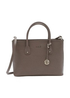 Furla taupe leather medium 'Josi' convertible tote