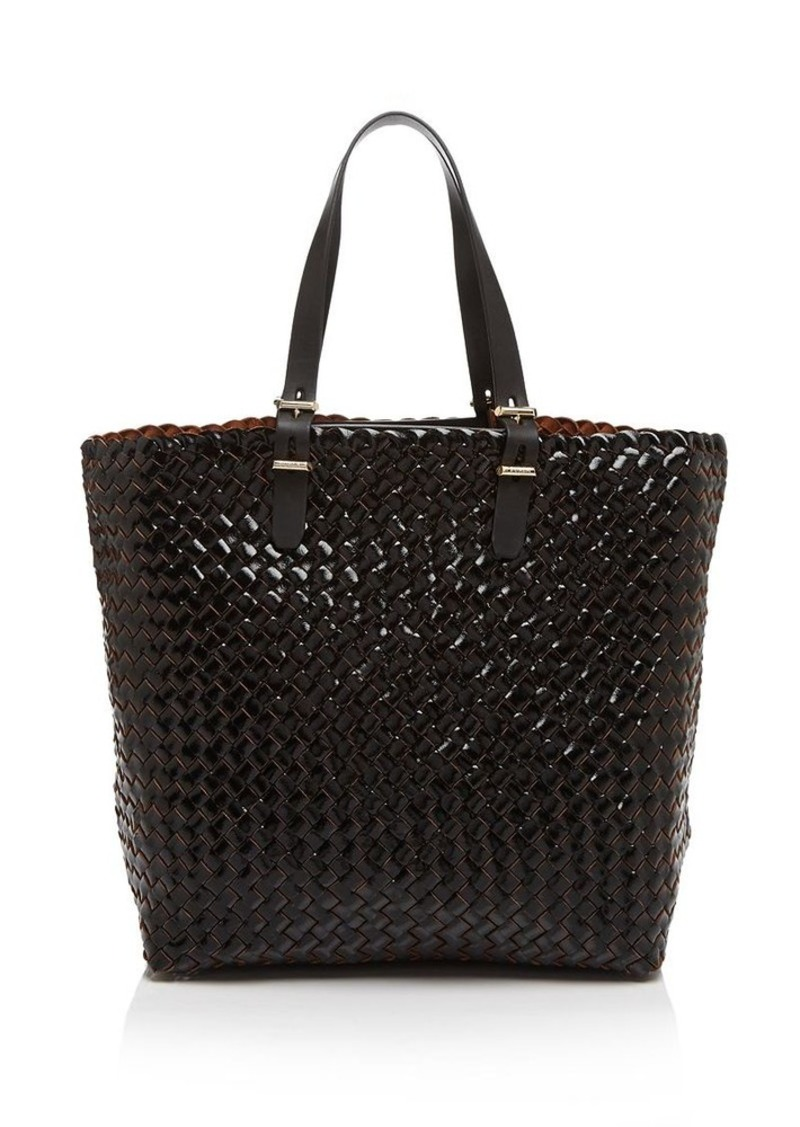 furla furla tote atelier large woven sizes all sizes shop it to me all sales in one. Black Bedroom Furniture Sets. Home Design Ideas