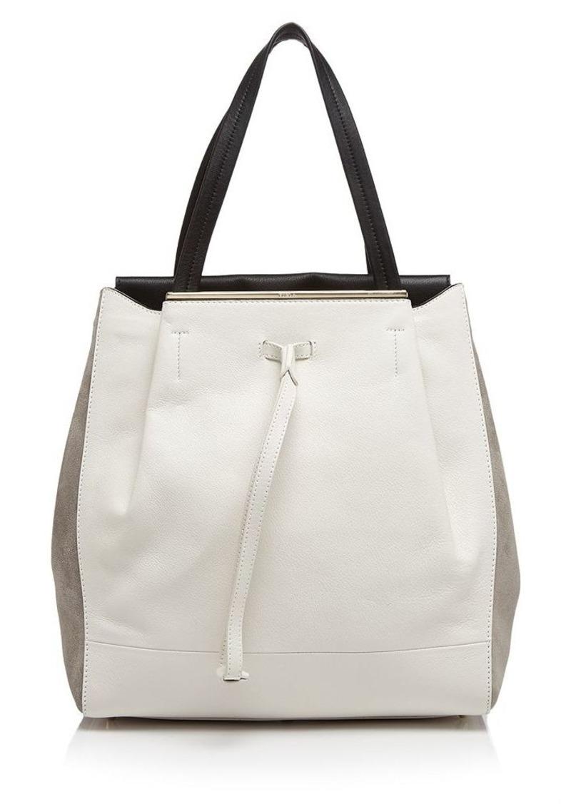 furla furla tote twist medium drawstring handbags shop it to me. Black Bedroom Furniture Sets. Home Design Ideas