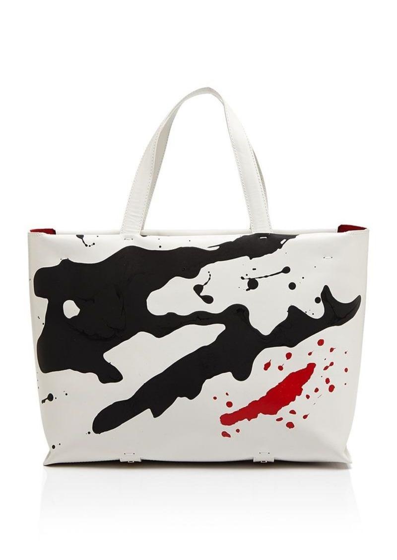 furla furla tote vertigo large paint handbags shop it to me. Black Bedroom Furniture Sets. Home Design Ideas