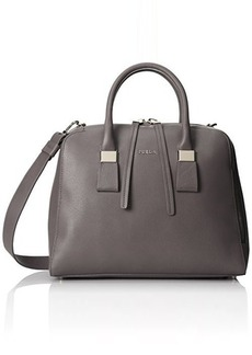 FURLA Twiggy Medium Satchel Top Handle Bag