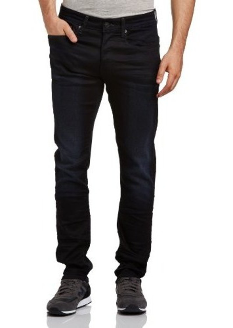 g star raw denim g star raw men 39 s 3301 slim fit jean. Black Bedroom Furniture Sets. Home Design Ideas
