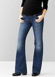 1969 demi panel long and lean jeans