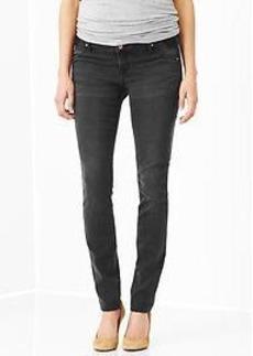 1969 elastic insert legging jeans