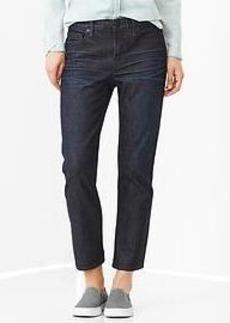 1969 high rise crop jeans