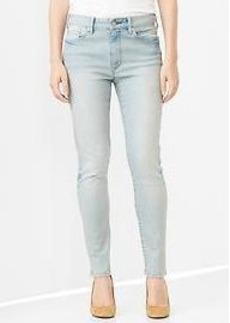 1969 high-rise skinny skimmer jeans