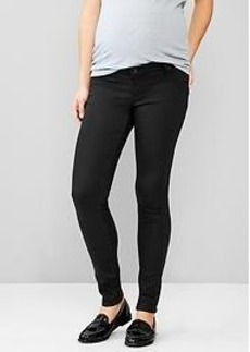 1969 inset panel forever stretch legging jeans
