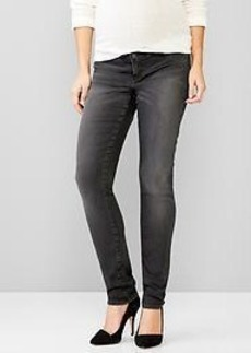 1969 inset panel resolution slim straight jeans