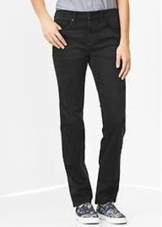 1969 mid-rise real straight jeans