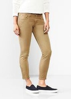 1969 moto zip always skinny skimmer jeans