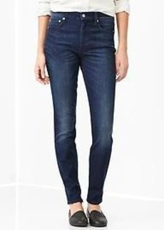 1969 resolution true skinny high-rise jeans