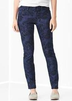 1969 rose always skinny skimmer jeans