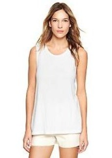 A-line muscle tank