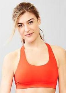 Basic medium impact sports bra
