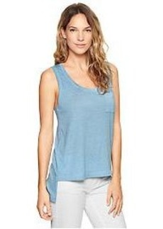 Burnout step-hem tank