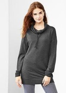 Cozy fleece tunic
