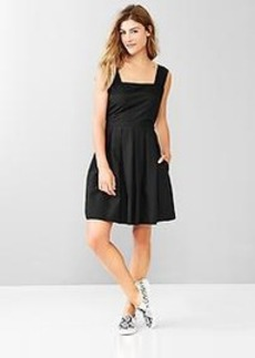 Fit & flare sundress