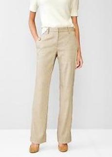 Linen perfect trouser pants