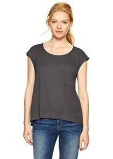 Luxe A-line tee