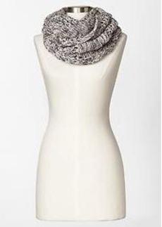 Marled cowl scarf