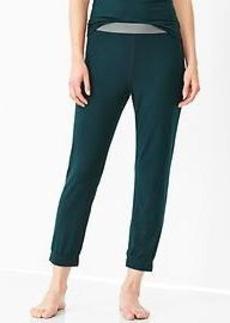 Modal cropped pants