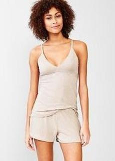 Modal empire-waist cami