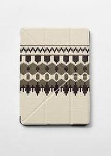 Printed tablet case