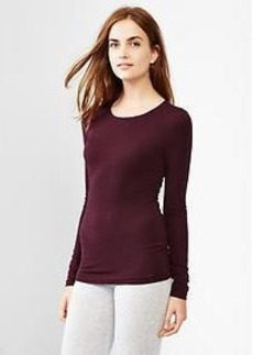 Pure Body long-sleeve tee