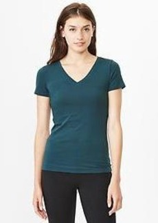 Pure Body V-neck tee