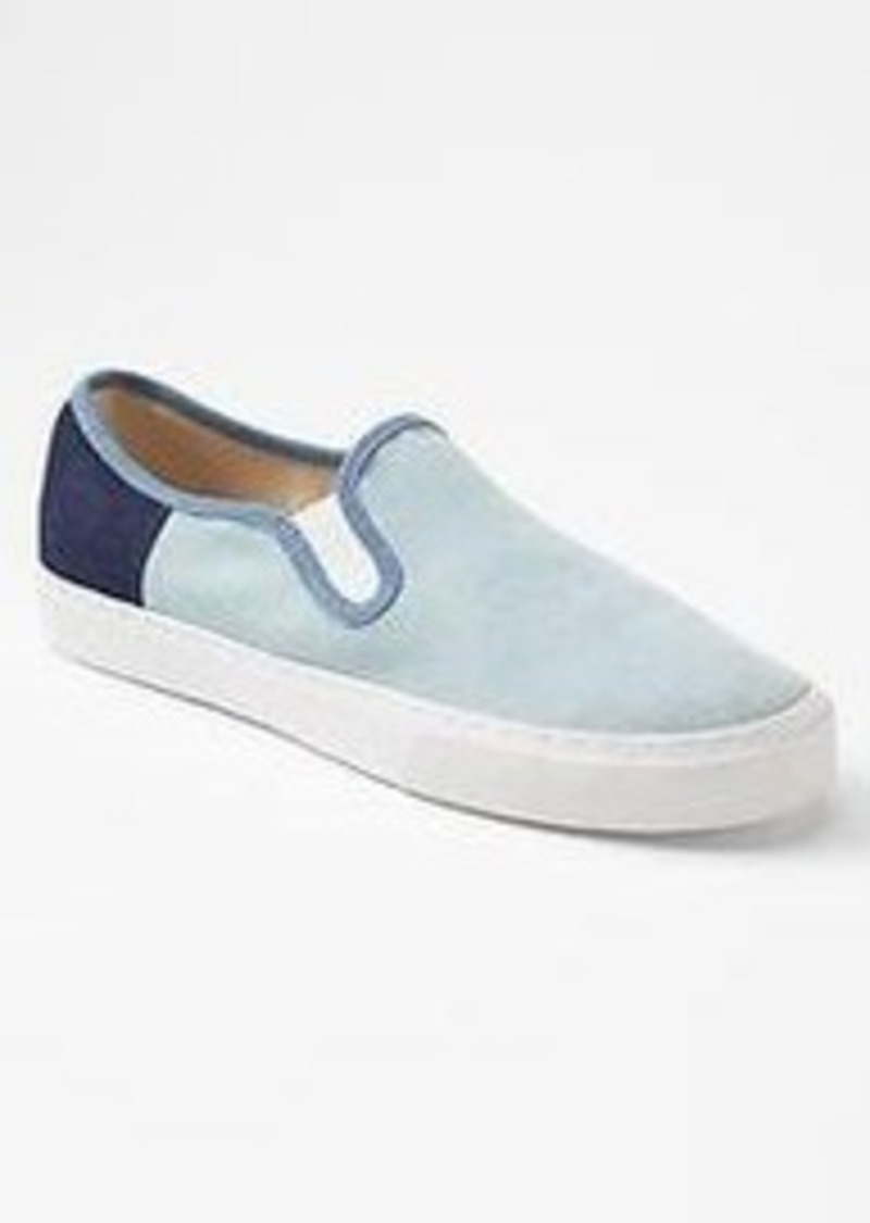 gap slip on sneakers shoes shop it to me