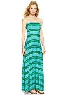 Stripe 4-in-1 dress