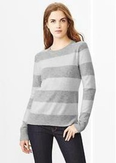 Stripe lambswool sweater