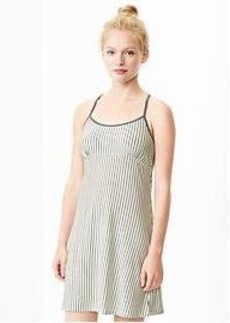 Stripe modal nightie