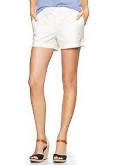 Sunkissed khaki shorts